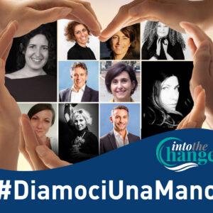 #DiamociUnaMano