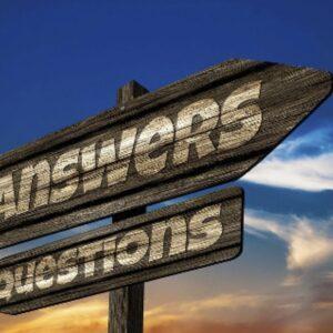 Dall'avere tutte le risposte al trovare le giuste domande